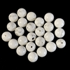howlite beads, semi precious stones bead, milky white, dark veins, semi precious howlite beads, beading supplies, 8mm, howlite, opaque, milky white stone, B'sue Boutiques, jewelry beads, howlite stone bead jewelry, jewelry supplies, 09026