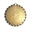 brass bezels, cameo mounts, brass ox, 04894, B'sue Boutiques, nickel free jewelry supplies, vintage jewelry supplies, jewelry making supplies, antique brass, lace edge bezels, jewelry findings