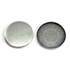 round bezel, 30mm, silverware silverplate, 06613, silver bezel, Bsue Boutiques, jewelry making, jewelry supplies, bezel, nickel free, us made, mount, round mount