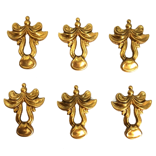 floral stampings, raw brass, 06796, brass stamping, unplated brass, patina brass, small stamping, Bsue boutiques, jewelry supplies, jewelry making