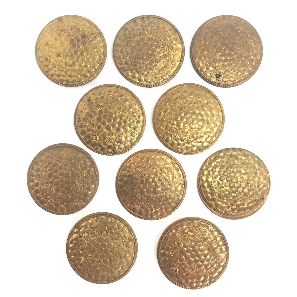 bbc67933083e hammered medallions