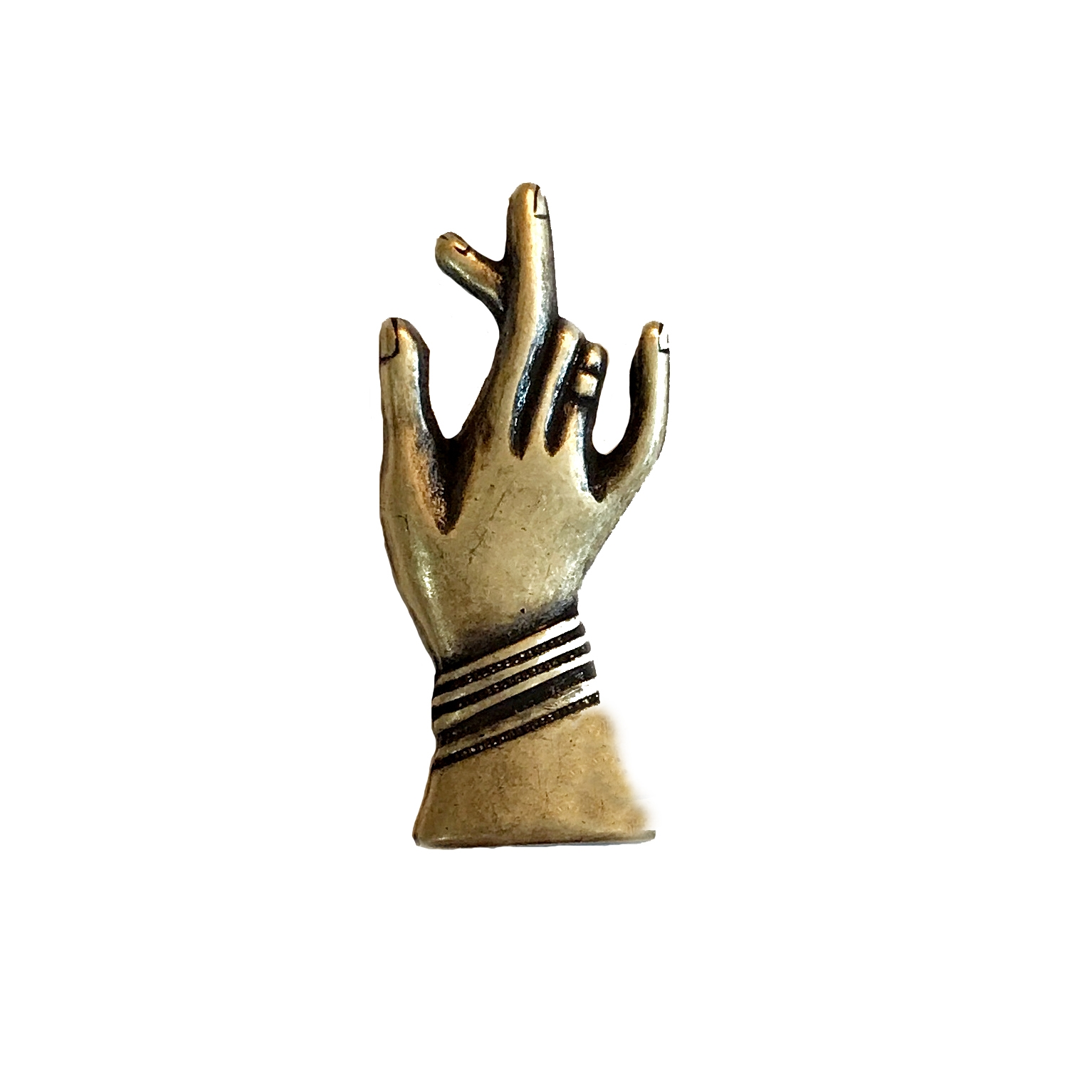 brass hand, left facing hand, brass ox, 04490, antique brass, hand stampings, steampunk art, vintage jewelry supplies, jewelry making supplies, antique black, hand with cuff