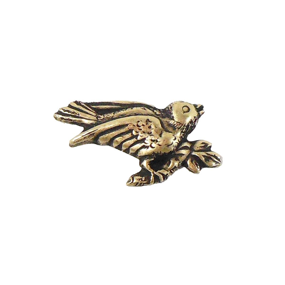 brass birds, singing birds, jewelry supplies, brass ox, antique brass, bird jewelry, vintage jewelry supplies, nickel free, US made, bsueboutiques, 04661