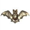 bat stamping, brass ox, 0589, bats, bugs, animal, animals, stamping black detailing, flying creatures, bat, jewelry making, jewelry supplies, vintage supplies, B'sue Boutiques, 70mm, animal jewelry