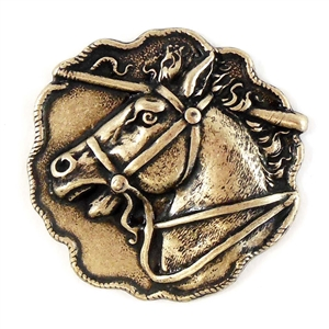 horse stampings, cowboy jewelry, brass ox, 07729, B'sue Boutiques, nickel free jewelry, US made jewelry, vintage jewellery supplies, jewelry making supplies, mold making supplies, antique brass