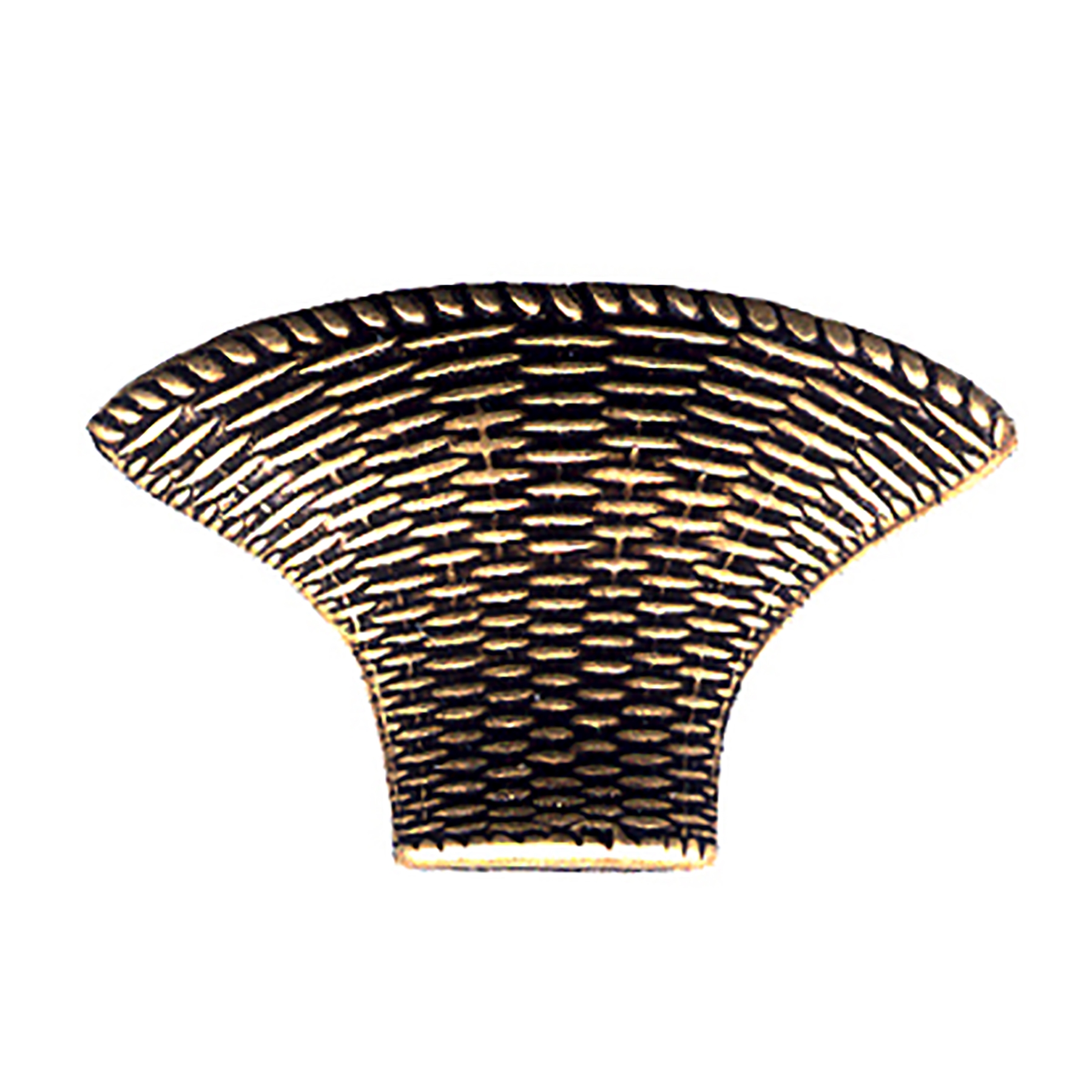 Brass Stampings, Brass Basket, Brass Ox, 25 x 40mm