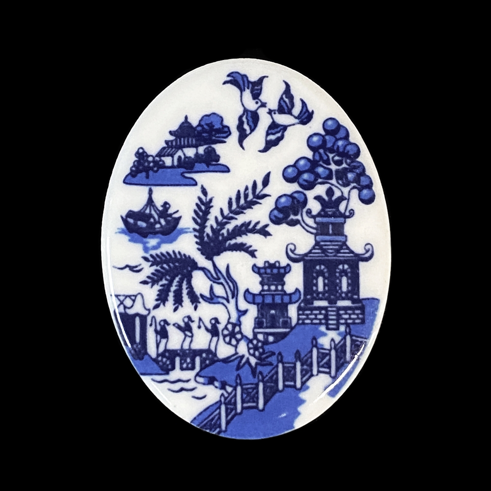 Blue Willow, blue willow cameo, blue willow story