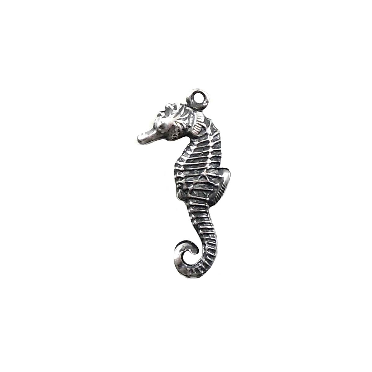 seahorse, 03458, silverplate, seahorse charm, pendant, seahorse pendant, charm, silverware silverplate, seahorse stamping, seahorse earring, silver seahorse, beach jewelry, ocean, sea creature, Bsue Boutiques