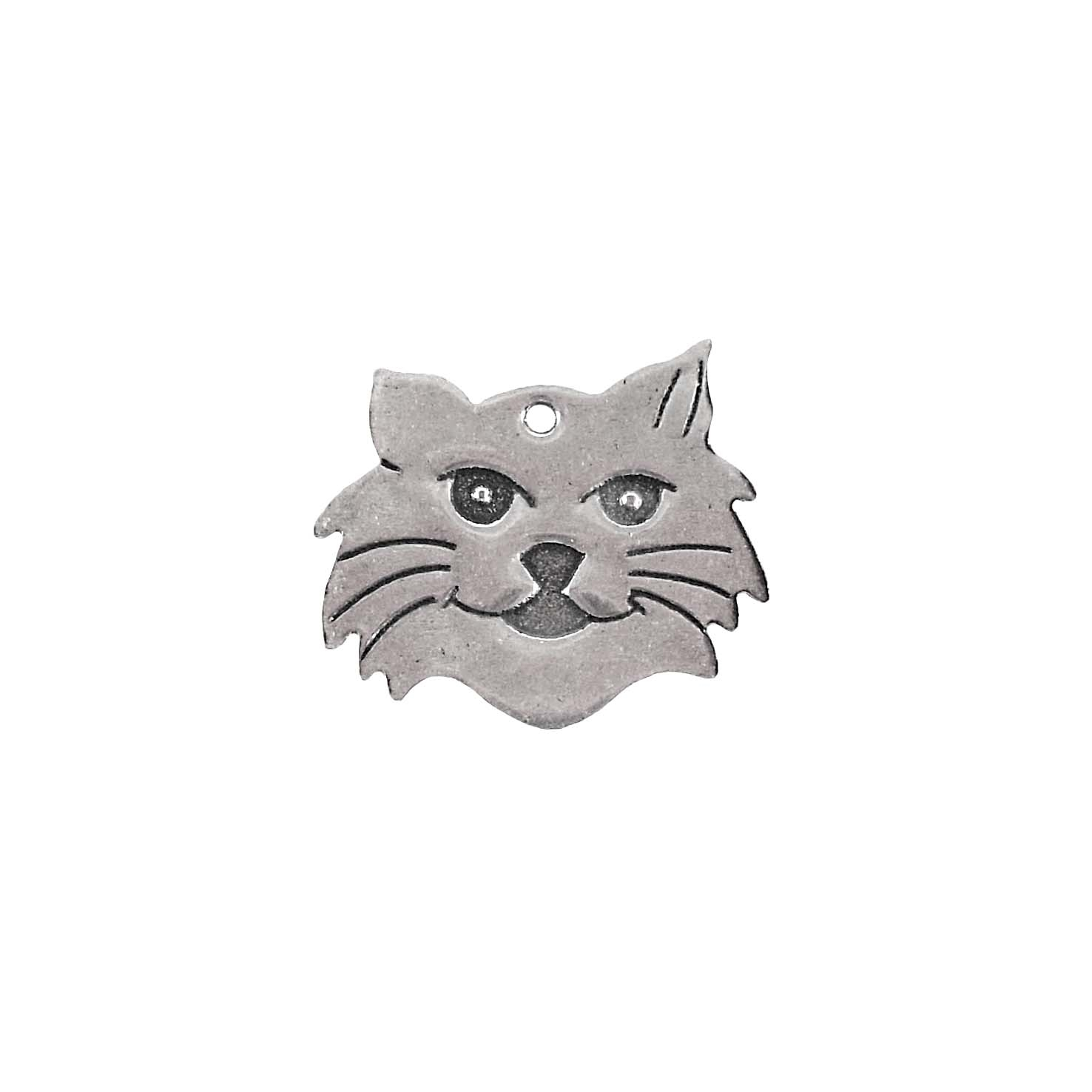 cat stampings, cat charms, jewelry making, sp