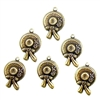sun bonnet charms, hat charm, 08232