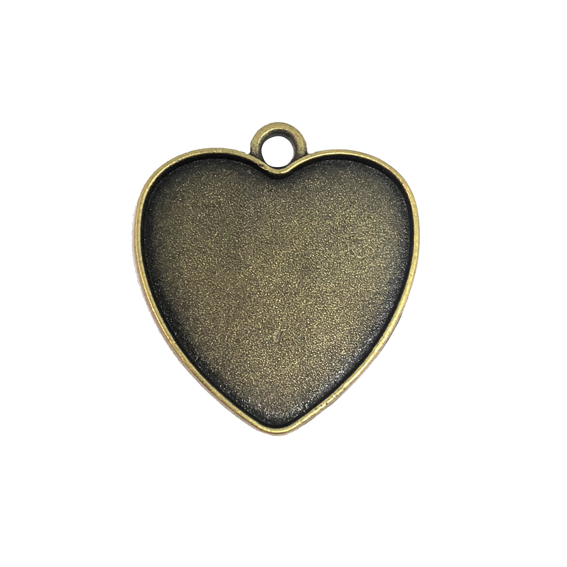 Heart Pendant, Heart Charm, 08299, cast zinc, bronze finish, 30x27mm, vintage jewelry supplies, heart,  jewelry findings, jewelry making, vintage supplies, jewelry supplies, charms, B'sue Boutiques