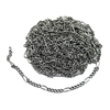 jewelry chain, figaro chain, antique silver, 05818, silver chain, figaro, B'sue Boutiques, chain, delicate chain, jewelry supplies