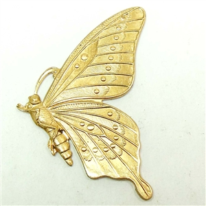 butterfly stampings,brass butterfly jewelry making