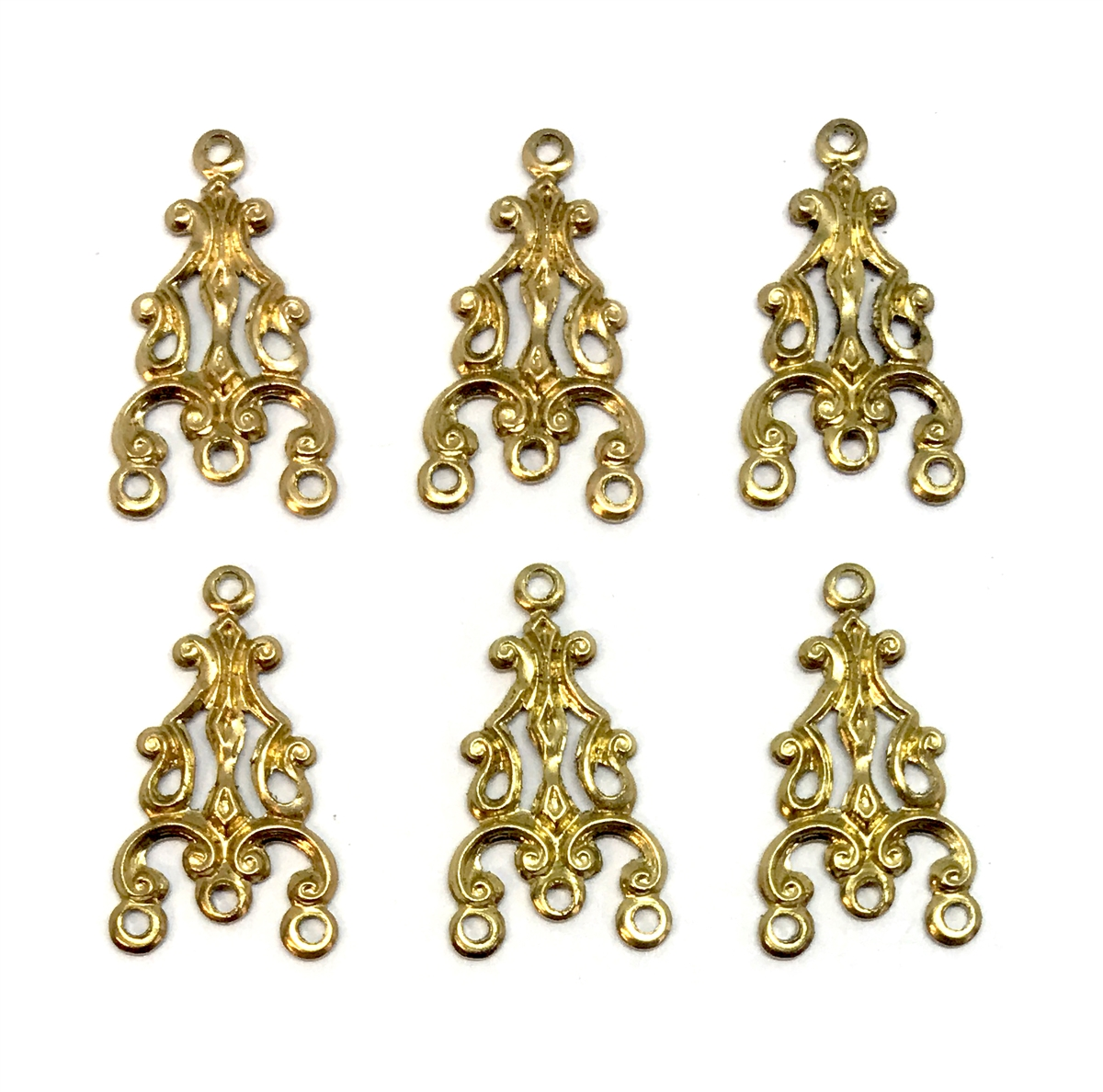 Stampings ear drops raw brass unplated brass gypsy ear drops brass stampings ear drops raw brass unplated brass gypsy ear drops jewelry making jewelry supplies brass pendants arubaitofo Image collections