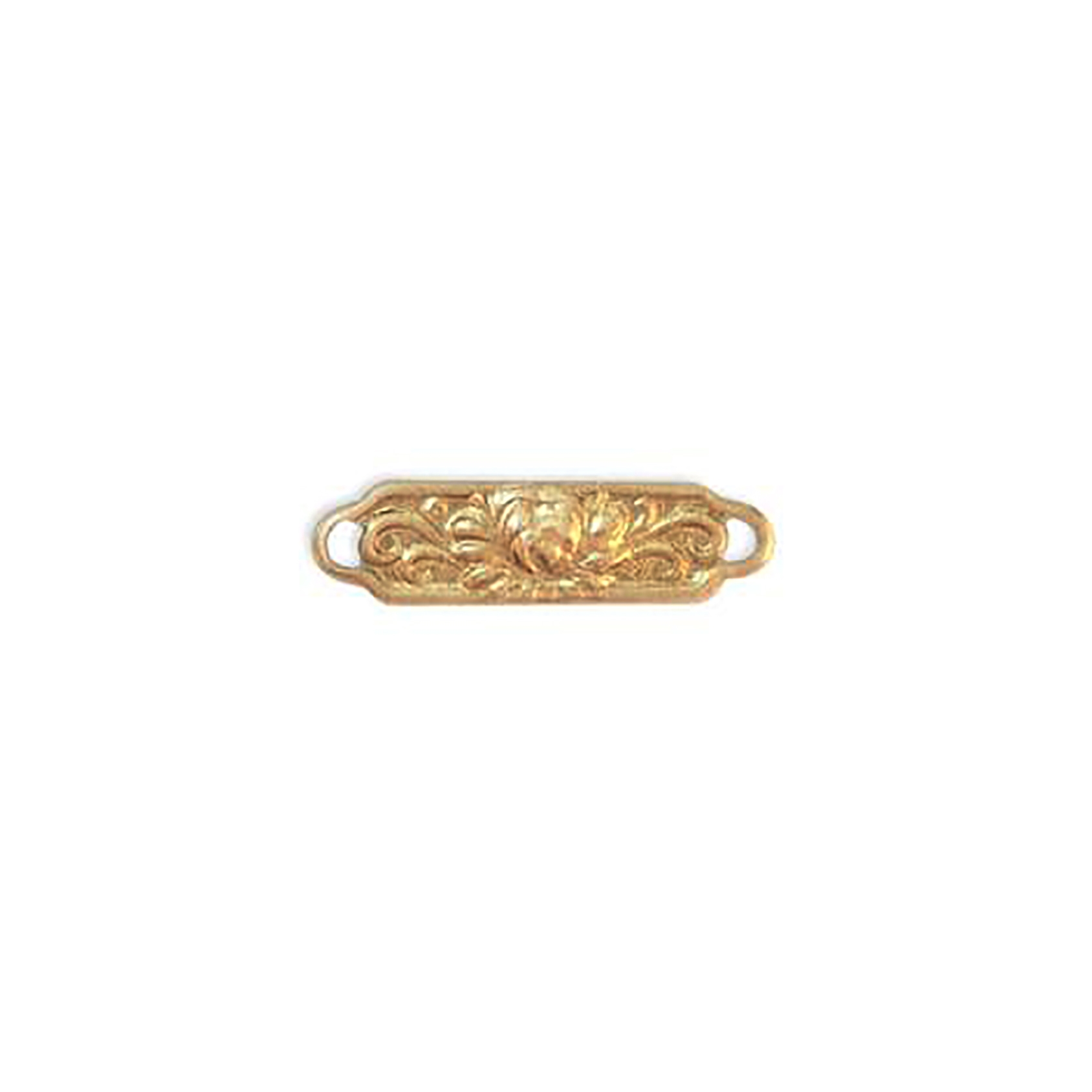 blooming flower connector, raw brass, unplated, flower, connector, flower connector, blooming flower, jewelry making, jewelry supplies, vintage supplies, jewelry connector, B'sue Boutiques, charm, earrings, chain connectors, jewelry findings, 09275