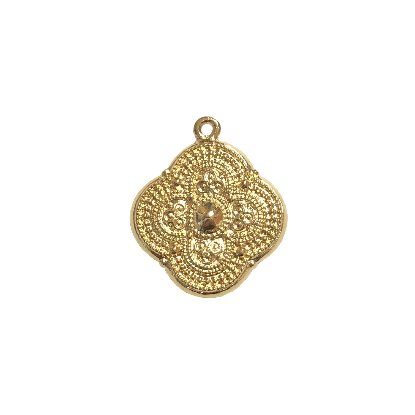 Victorian pendant drop, 22K gold finish pewter, pendant drop, drop, pendant, 22mm, Victorian style, lead free pewter, B'sue by 1928, vintage jewelry parts, pewter jewelry parts, US made, 1928 Company, designer jewelry, B'sue Boutiques, 08556