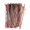 headpins, ball end head pins, jewelry supplies