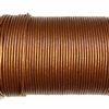 copper Indian leather, round beading jewelry, craft cord, leather cord, copper,  jewelry leather, leather, jewelry cord, 2mm thick, jewelry making, vintage supplies, jewelry leather cord, jewelry supplies, B'sue Boutiques, 05100