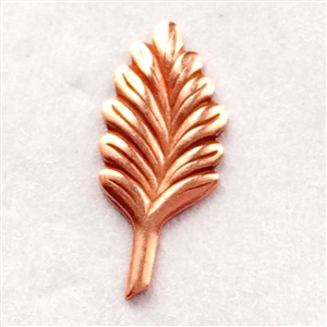 brass leaves, leaf stems, old rose ox, 02463, vintage jewelry supplies, jewelry making supplies, accent leaves, leaf stampings, antique copper,