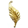 brass leaves, leaf stampings, jewelry supplies
