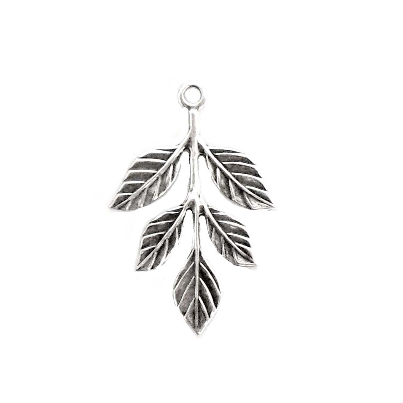 silverware silverplate leaves, leaf, 044, leaves, bsue boutiques, jewelry making, jewelry supplies, vintage, vintage stamping, stamping, leaf stamping, silverware silverplate, charm, pendant, leaf pendant, leaf charm