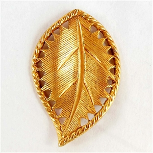 brass leaves, caging leaves, jewelry making, 07790, Russian gold plate, gold plate finish, jewelry supplies, left facing leaves, vintage jewelry supplies, brass jewelry parts,beading leaves