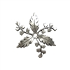 brass leaves, caging leaves, jewelry making, antique silver leaves,09172, B'sue Boutiques, nickel free jewelry, US made brass jewelry, beading supplies, drilled leaves, beading leaves, vintage jewellery supplies, silver plate leaves