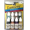 Lumiere Paints, Metallic Paints, 07456, craft paints, jewelry making supplies, paint supplies, metal painting, US made paint supplies, bsue boutiques, acrylic paints, metal paints