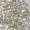 Ebb tide, mermaid sand, resin inclusions, 02102, crystal spheres, crystal chips, glass chips, shell pieces, sparkle, jewelry making, jewelry findings, B'sue Boutiques, vintage supplies, resin, resin filler, design embellishments