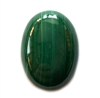malachite stone, semi precious stone, green, white, focal stone, 25x18mm, cabochon, natural stone, semi stone, gemstone, oval, malachite, green malachite, malachite green, glossy shine, stone, us made, B'sue Boutiques, jewelry stone, mssp144