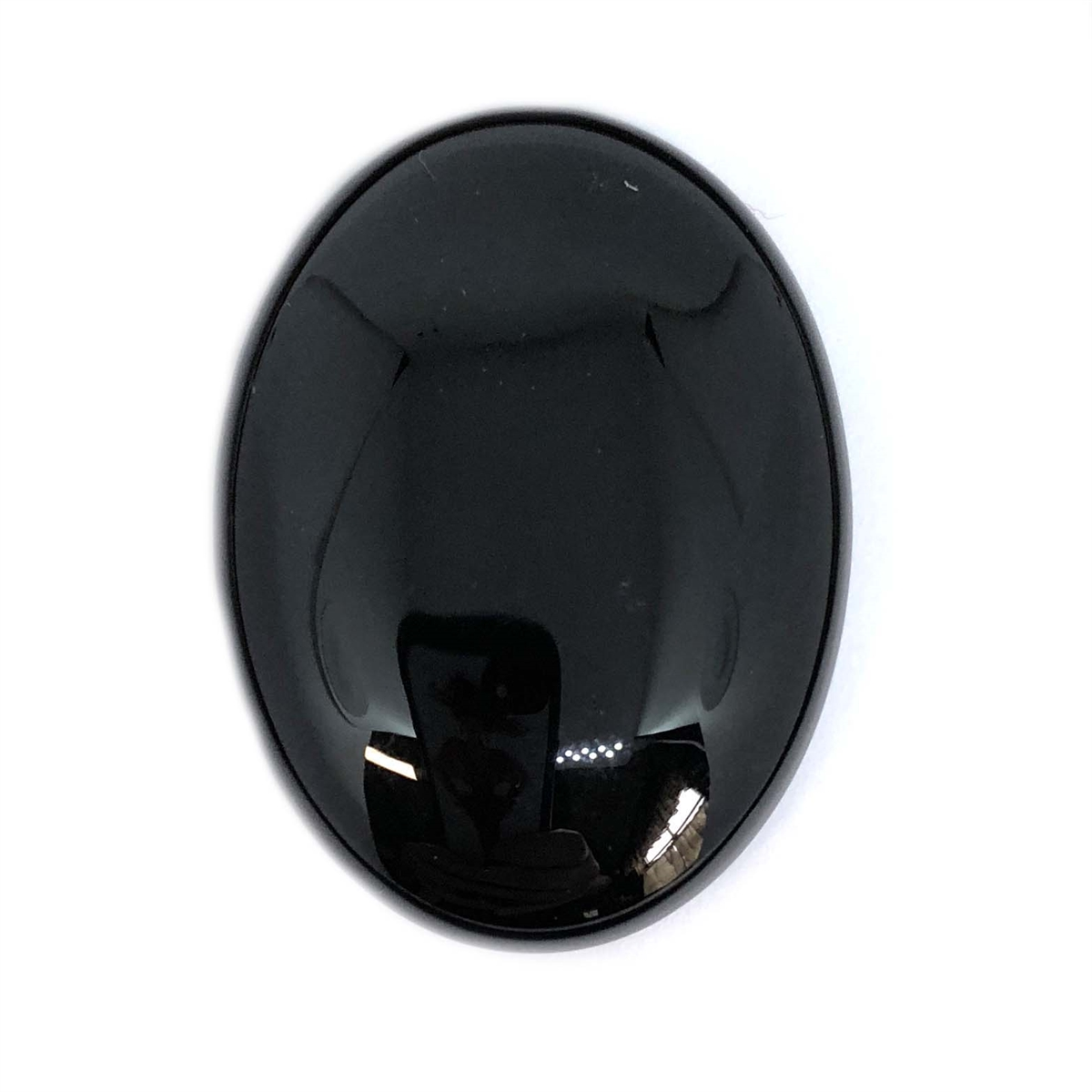Marble Black Onyx : Black onyx stone semi precious focal