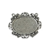 old silver pewter, nickel free, double hole pendant, lead free, 1016, pewter castings, cast pewter jewelry parts, vintage, 1928 Jewelry, B'sue Boutiques, B'sue by 1928, Vintage pendants, vintage charms, vintage jewelry findings, pewter, pewter jewelry