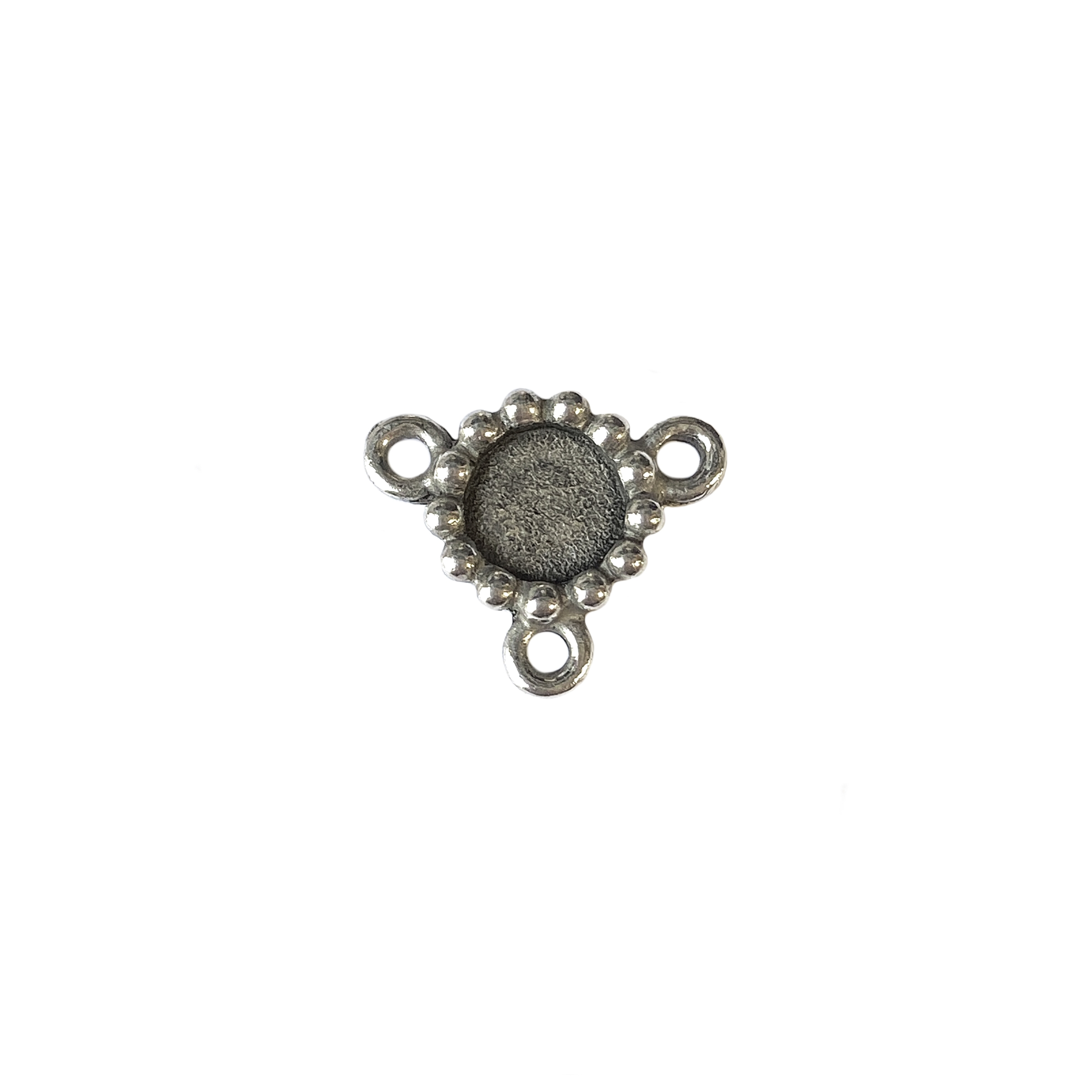 old silver, jewelry connector, 09760, lead free pewter, B'sue by 1928, silver plated pewter, antique, vintage jewelry parts, pewter jewelry parts, nickel free finish, made in the USA, 1928 Company, designer jewelry, B'sue Boutiques