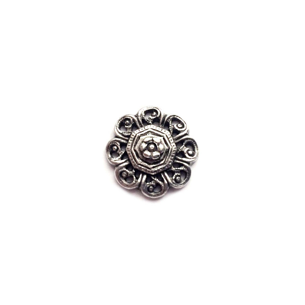 old silver, nickel free, filigree charms, lead free, pewter castings, cast pewter jewelry parts, vintage, 1928 Jewelry, B'sue Boutiques, B'sue by 1928, silver charms, vintage charms, vintage jewelry findings, pewter, pewter jewelry findings,made in the US