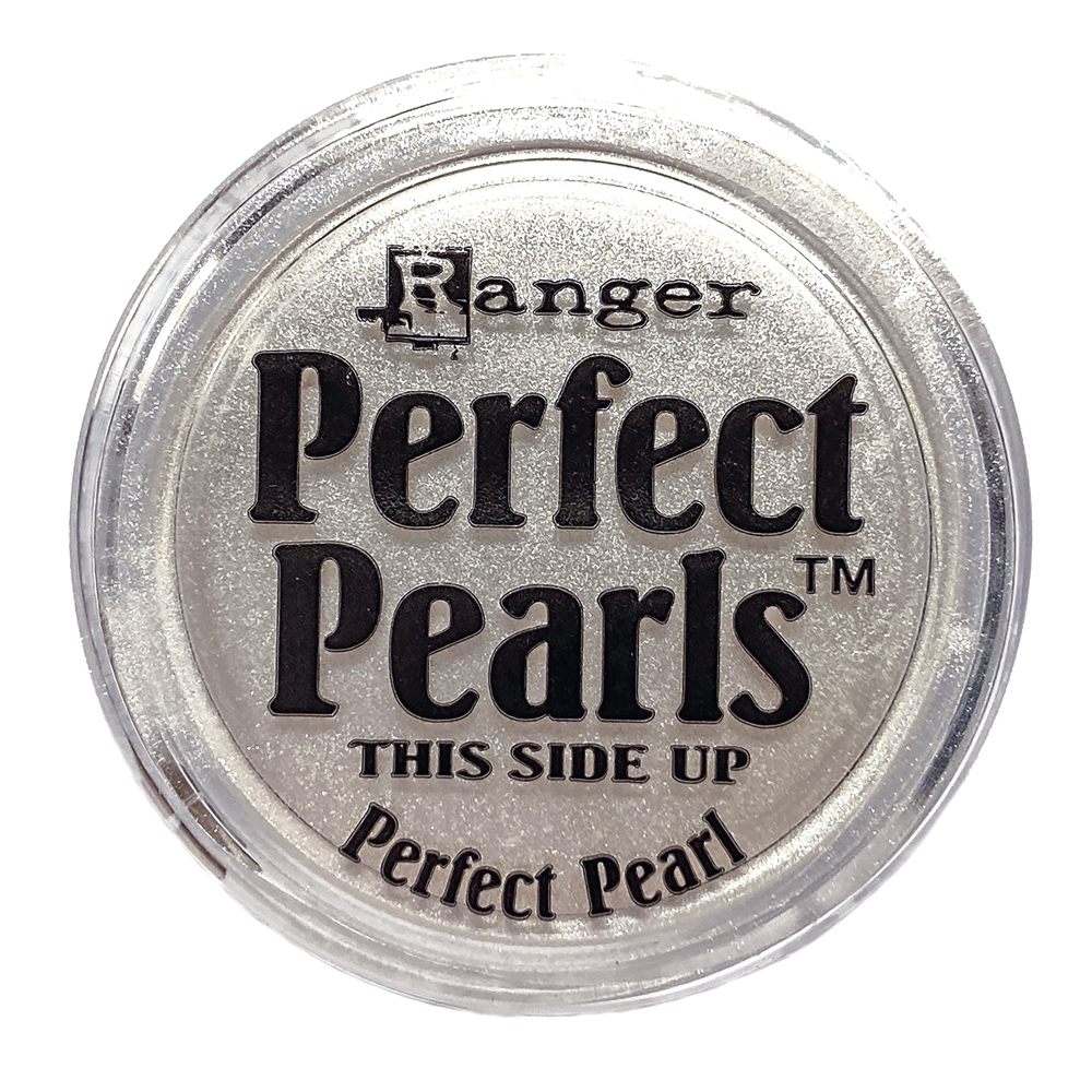 perfect pearl, pigment powder, perfect pearl pigment, jewelry making, white, powder pigment, mica powder, metallic, for fabric, for stampings, jewelry findings, jewelry powders, vintage supplies, jewelry supplies, US-made, B'sue Boutiques, 02430