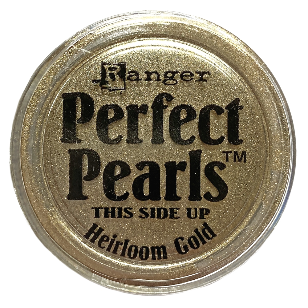 perfect pearl heirloom gold, pigment powder, gold, jewelry making, powder pigment, mica powder, metallic, for fabric, for stampings, jewelry findings, jewelry powders, vintage supplies, jewelry supplies, US-made, B'sue Boutiques, 02432