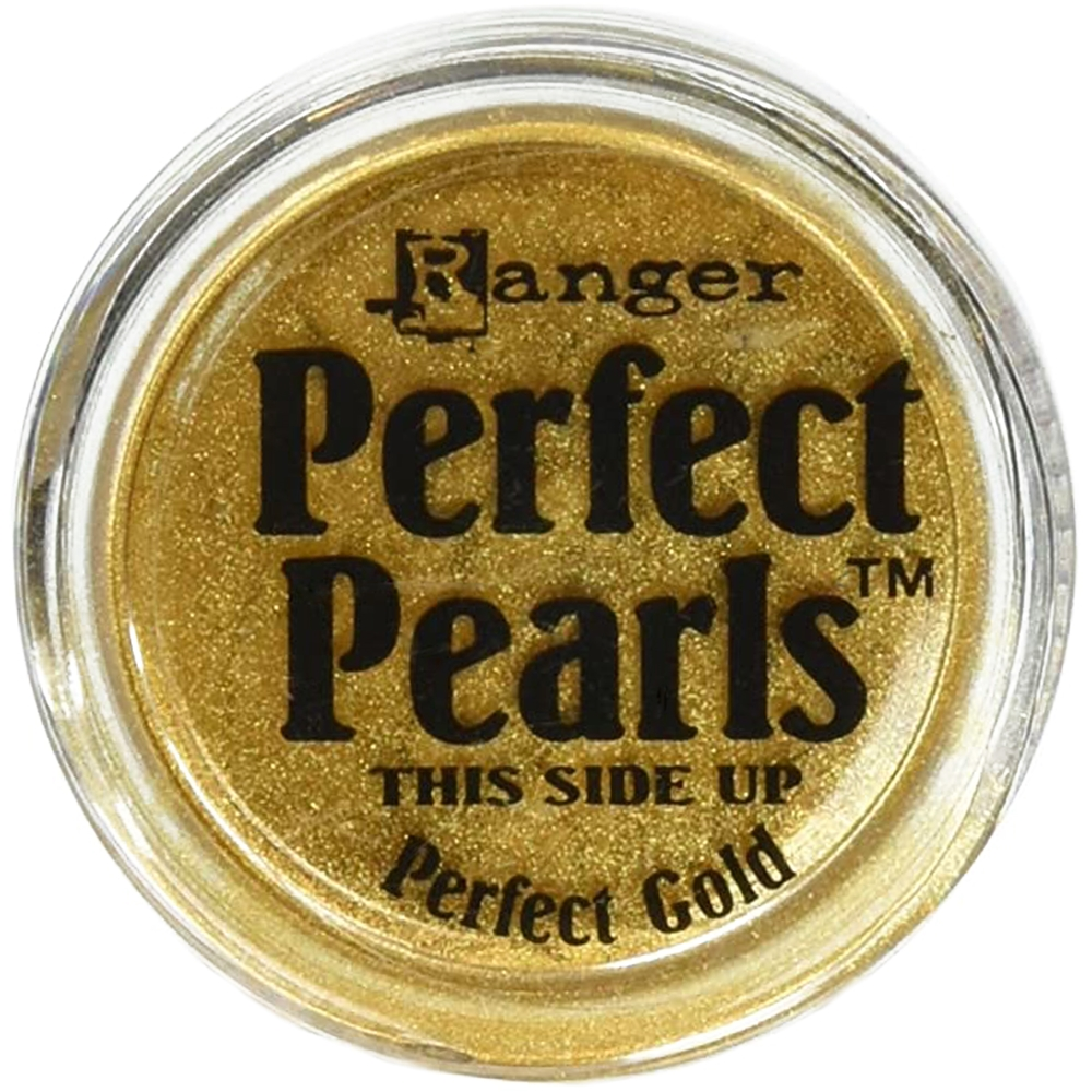 perfect pearl perfect gold, pigment powder, gold, jewelry making, perfect gold, powder pigment, mica powder, metallic, for fabric, for stampings, jewelry findings, jewelry powders, vintage supplies, jewelry supplies, US-made, B'sue Boutiques, 02757