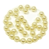 no hole pearls, 04793, jewelry making supplies, vintage jewelry supplies, beading supplies, US made, Bsue Boutiques, cream pearls