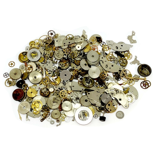 vintage watch parts, watch faces, old watch parts