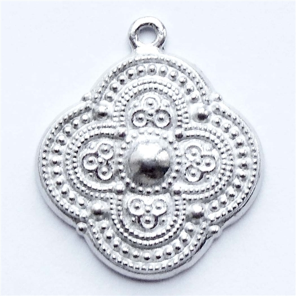 Pewter pendant cast pewter jewelry making larger photo aloadofball Image collections