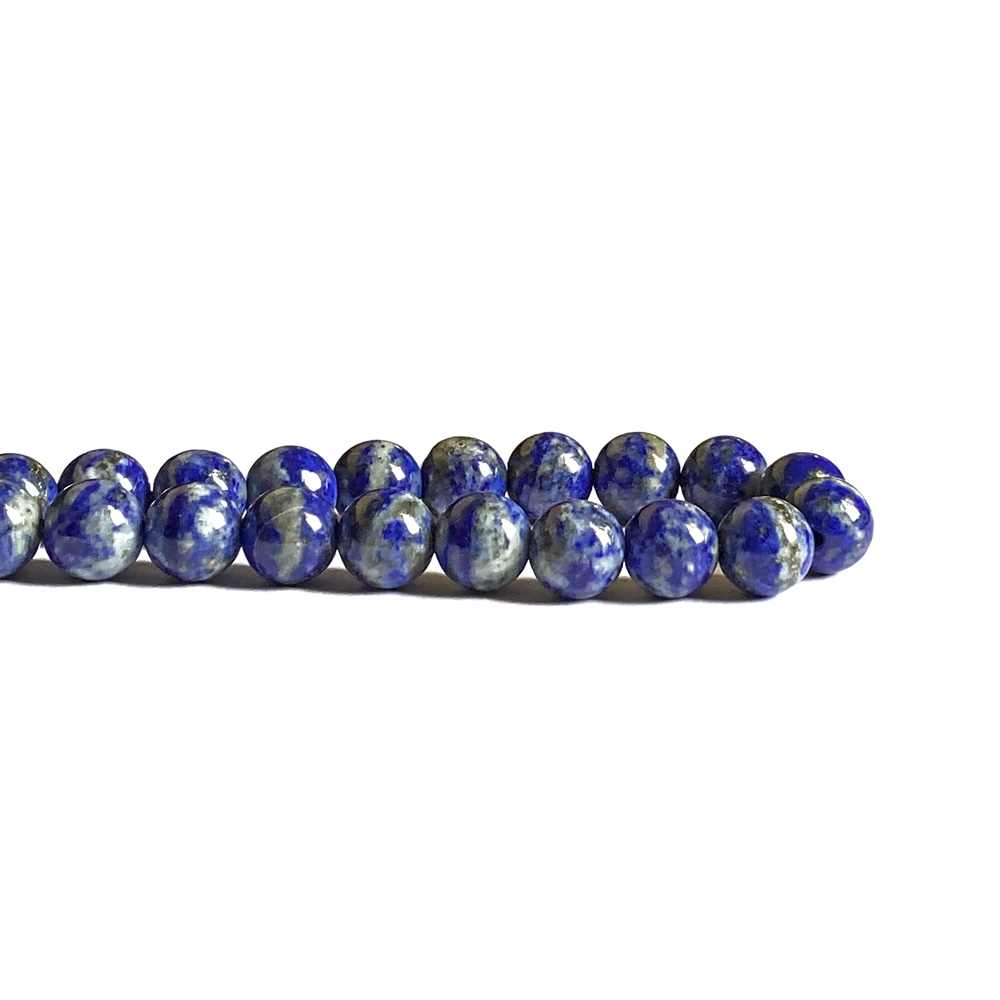 natural lapis lazuli beads, round beads, A/B quality beads, jewelry beads, lapis lazuli, real lapis beads, natural beads, 8mm beads, beads, semi-precious beads, stone beads, jewelry making, jewelry supplies, vintage supplies, B'sue, designer beads, 02530