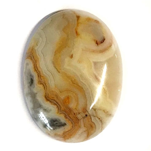mexican crazy lace stone, semi precious stone, mexican stone, agate, rust and tan agate, 40x30mm, natural stone, semi precious cab, semi precious gemstones, natural, B'sue by 1928, lace agate, crazy lace agate, jewelry making, stone jewelry, 03314
