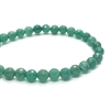 AAA Green Aventurine, Faceted Round, 6mm, 03802, faceted round beads, faceted beads, jewelry beads, aventurine beads, natural beads, beads, semi-precious beads, stone beads, jewelry making, jewelry supplies, Triple A Grade, B'sue Boutiques