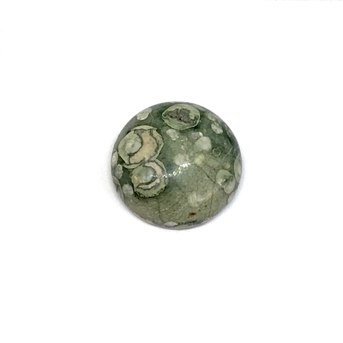 Ryolite stones, natural stones, Ryolite cabochons, green semi precious stones, olive cabochons, stone cabochons, natural, B'sue Boutiques, B'sue by 1928, 18mm cabochons, 07121