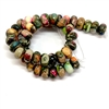 semi precious stone beads, jasper, mixed impressions jasper, colorful jasper, stone beads, multi-color jasper stones, 8mm jasper stones, 8mm stone beads, B'sue Boutiques, semi precious beads, 8mm, 07952