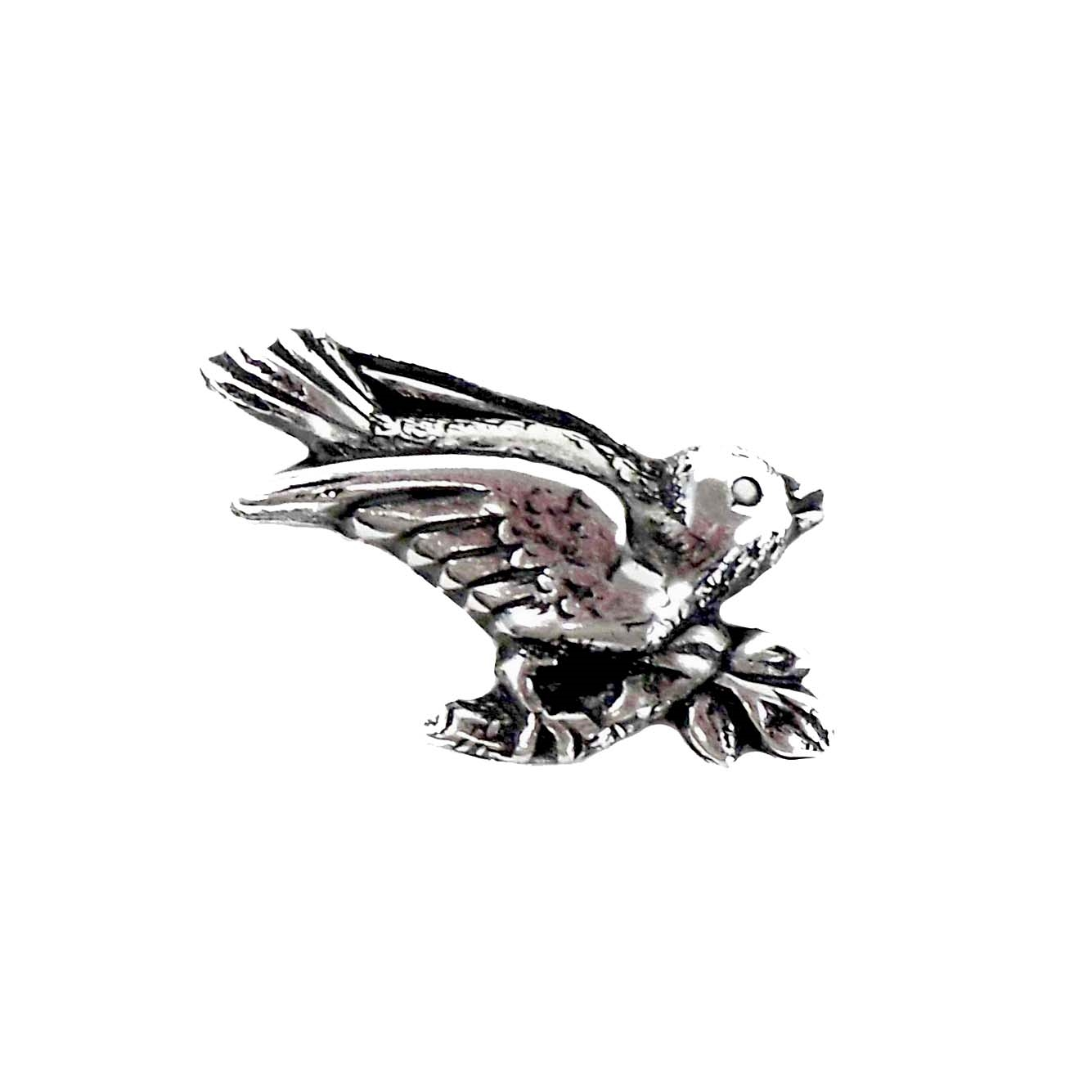 brass birds, singing birds, antique silver, jewelry supplies, 04654, silverware silverplate, Bsue Boutiques, bird, birds, animals, feathered friends, bird stampings, US made, jewelry making supplies, nickel free, bsueboutiques
