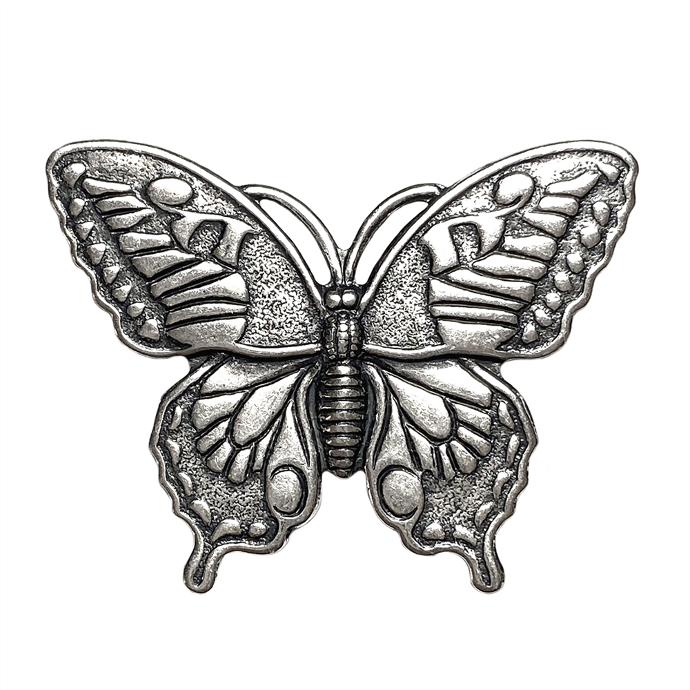 brass butterflies, butterfly jewelry, 07748, Art Deco jewelry, Art Deco Butterflies, B'sue Boutiques, nickel free jewelry, US made jewelry, vintage jewellery supplies, jewelry making supplies, designer jewelry. silverplate butterflies, antique silver
