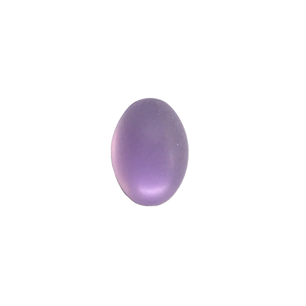 acrylic stones, plastic cabochons, jewelry making, 02019, vintage jewelry supplies, b'sue boutiques, US made jewelry supplies, iridescent cameos, matte lt amethyst cabochons, silver foil back
