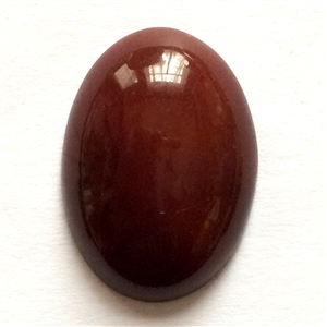 Italian Lucite, stone, flat back, oval, 25x18mm, cabochon, 02264, reddish brown, flat back stone,  plastic, B'sue Boutiques, jewelry findings, vintage supplies, jewelry supplies, jewelry making, us made, stone jewelry,
