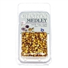 Topaz chatons, 06307, rhinestones, golden topaz, yellow rhinestones, topaz rhinestones, rhinestone, chaton, assorted sizes, gold rhinestones, chatons, Bsue Boutiques, pointed back, point back rhinestones, jewelry supplies